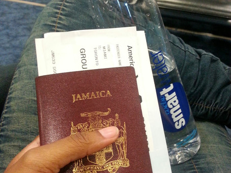 Travelling As A Jamaican Is Not So Bad, right?