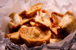 Jackfruit Chips closeup
