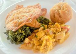 Jamaican Breakfast