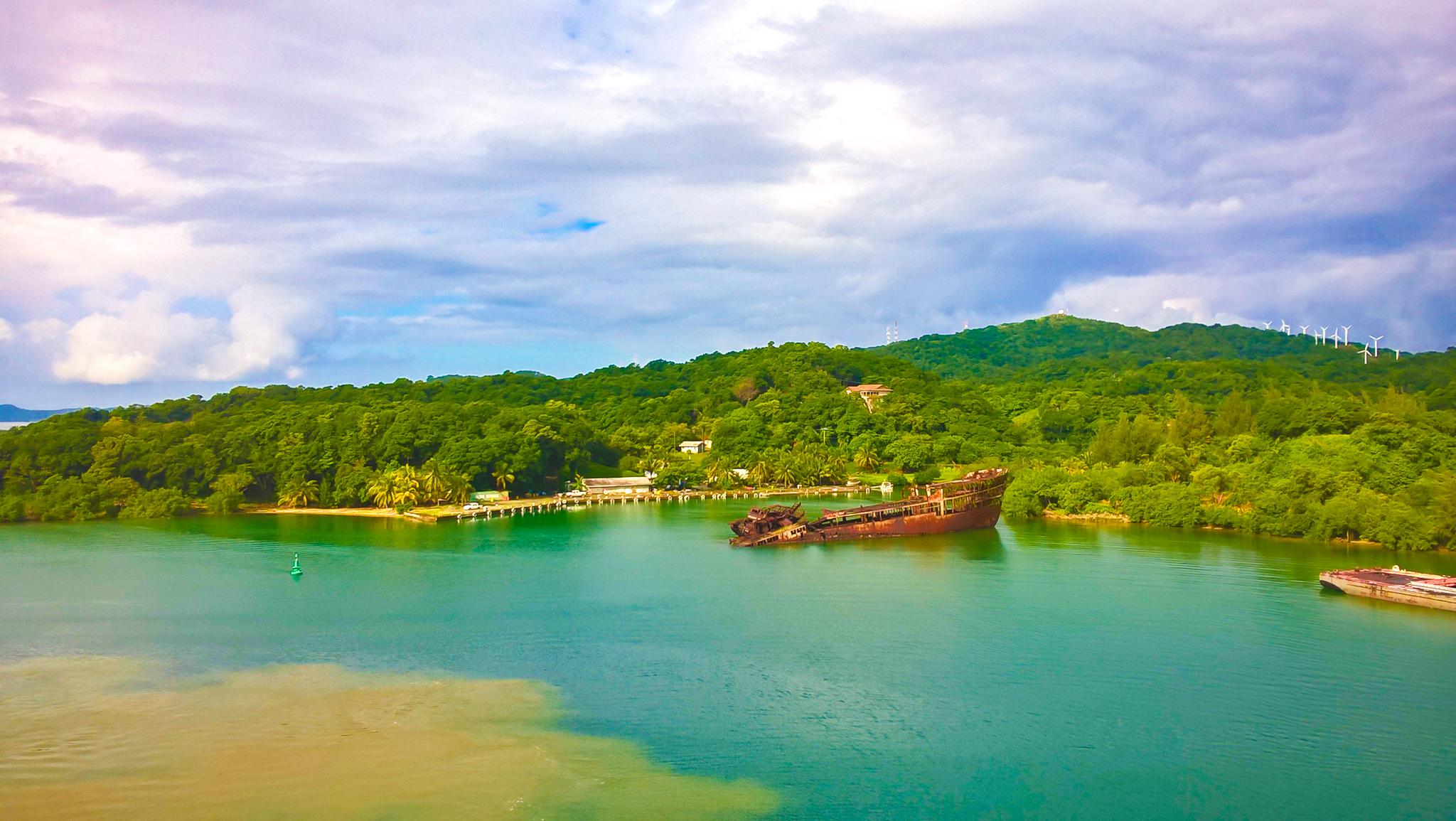 Mahogany Island, Honduras