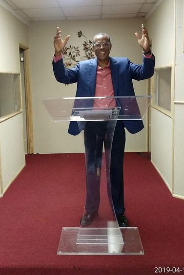 Dr Floyd at pulpit.jpg