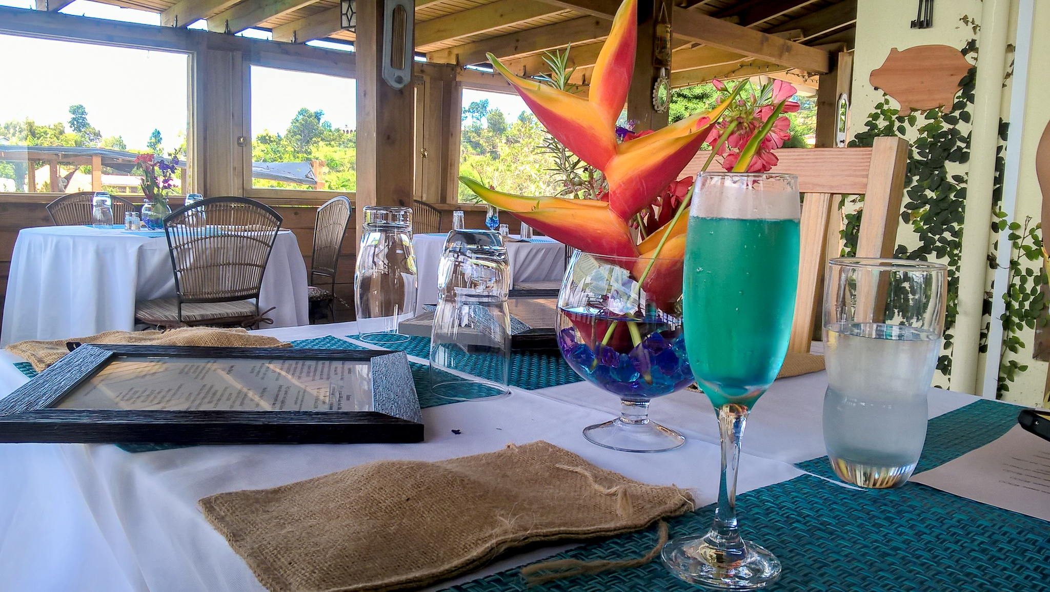 Blue Ridge Restaurant & Cottages