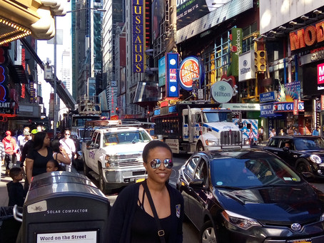 Taking a Bite of the Big Apple (Part 1)