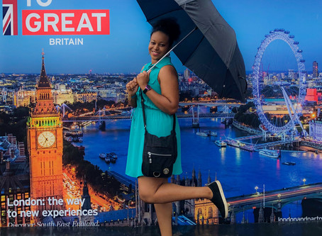 Just Touched Down in London Town: UK Jamaica Fair 2020