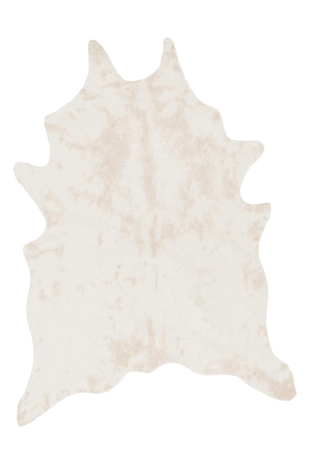 White Cowhide