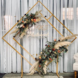 Double Diamond Arch