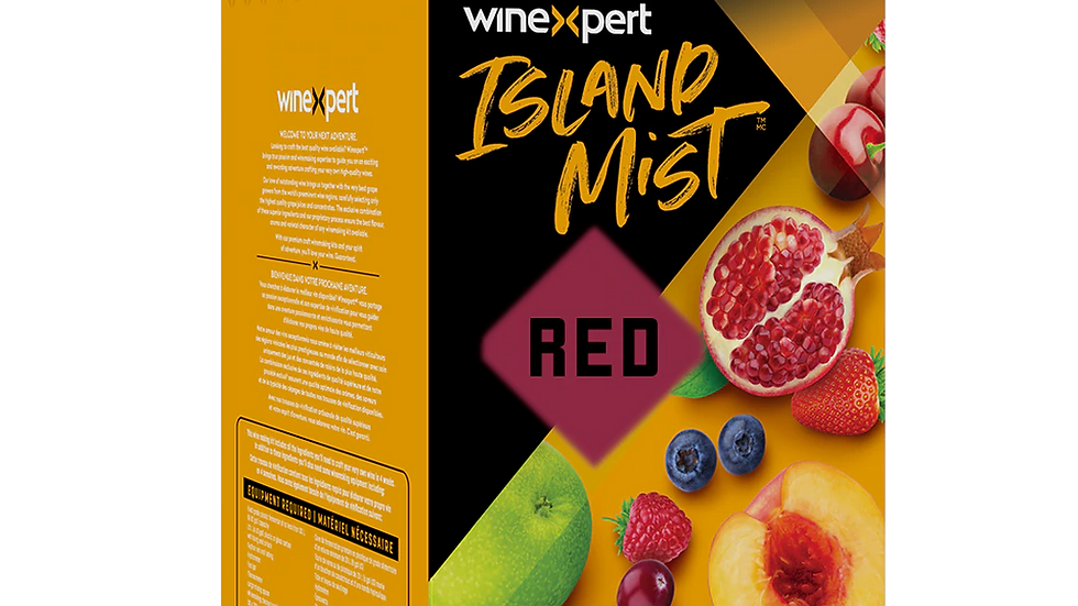 Island Mist Black Raspberry Kit