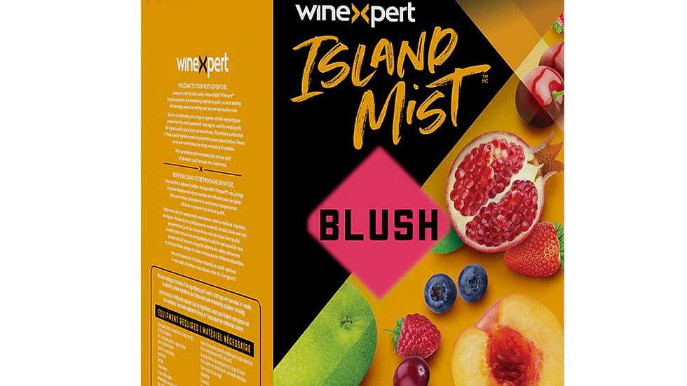 Island Mist Strawberry Kit