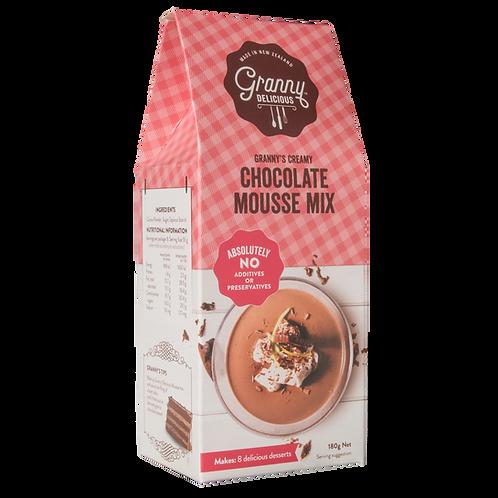 Granny's Creamy Chocolate Mousse