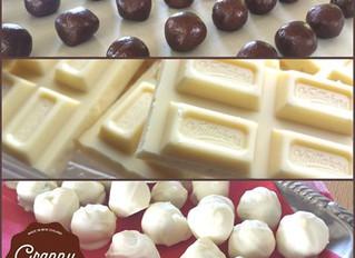 Fudge Centred Chocolates