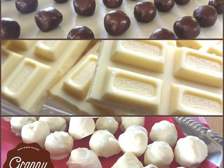 Fudge Centred Chocolates