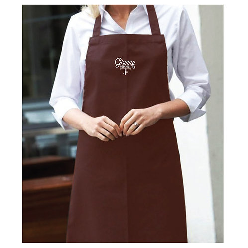 Granny Delicious CHOCOLATE Apron