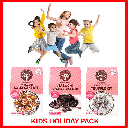 KIDS HOLIDAY PACK