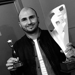 Winner of 22nd Festival Internazionale Della Canzone Italiana Brussels 2014