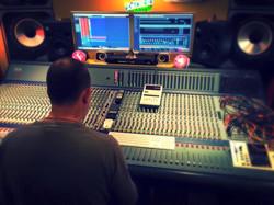 Shaun Lowe (producer) Prism recording studio