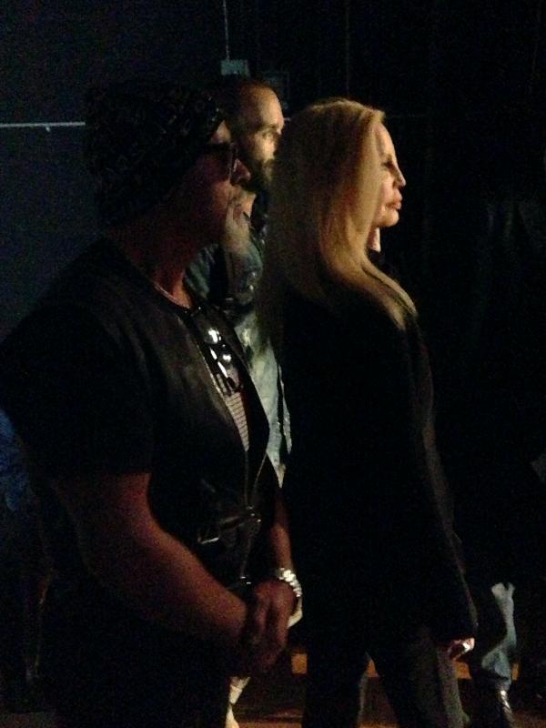 Zeo and Patty Pravo