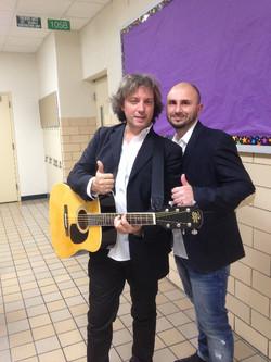 Salvatore and Massimo Di Cataldo