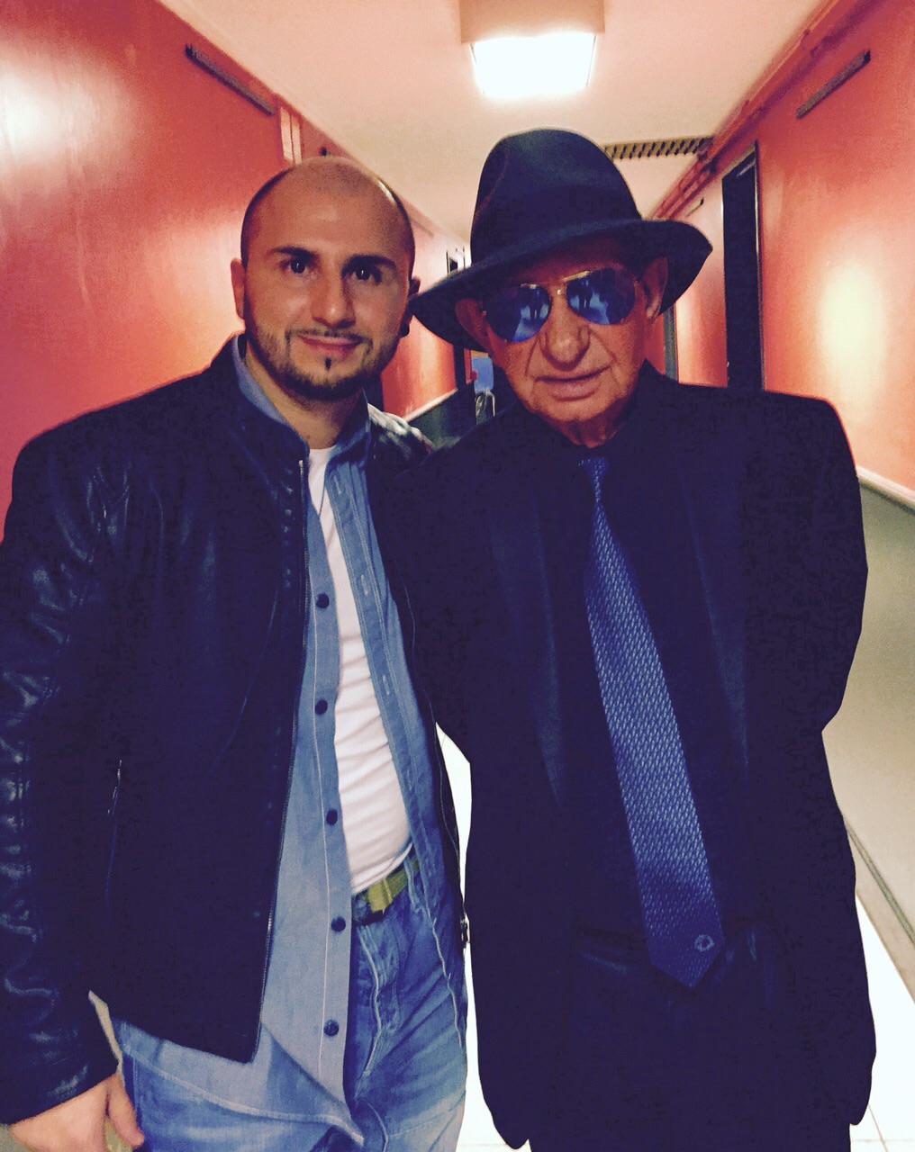 Salvatore and Nicola Di Bari