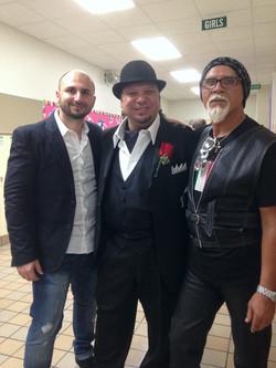 Salvatore, Micheal Castaldo and Zeo