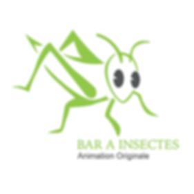 Logo Le bar à insectes