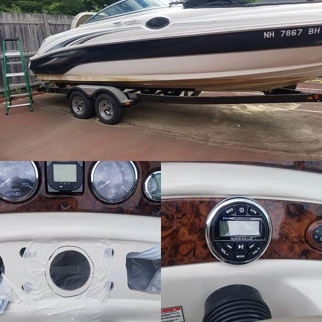 Boat season has begun, the start of many