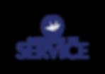 Logo_Academie du Service_Bleu_Carre_Sans