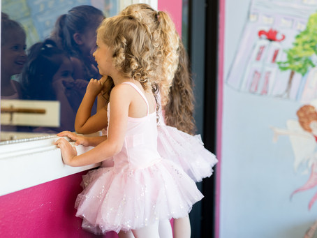 Preparing for Your Child's First Dance Class