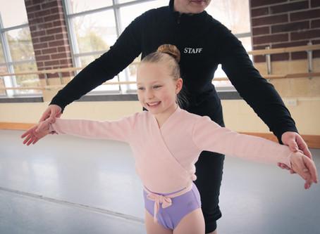 Raising a Healthy Dancer