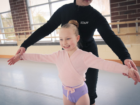 Raising a Healthy Dancer