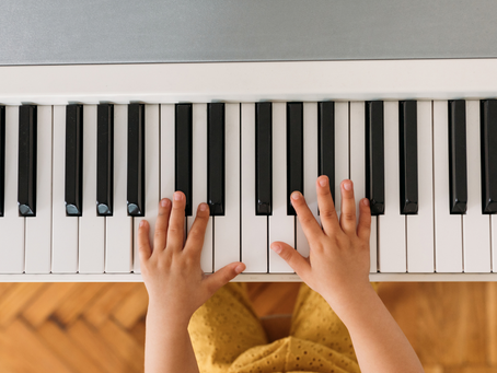 How Old Should My Child Be When I Start Her In Music Lessons?
