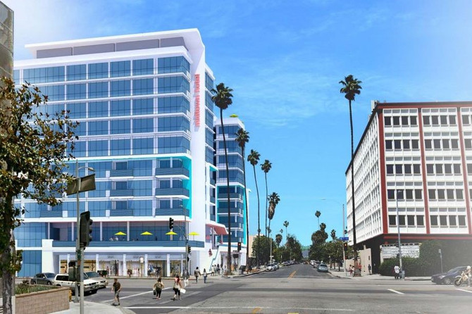 New Koreatown project will bring 200 hotel rooms to the neighborhood