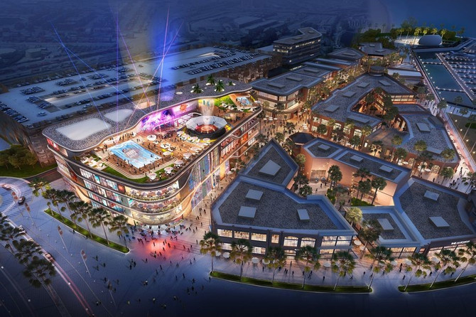 Long Beach entertainment complex next to Queen Mary detailed in new renderings