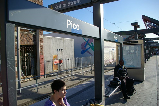 L.A. Live wants Metro's Pico Station renamed in its honor