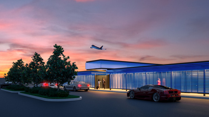 LAX's New Private Terminal Is for VIP Travelers Only