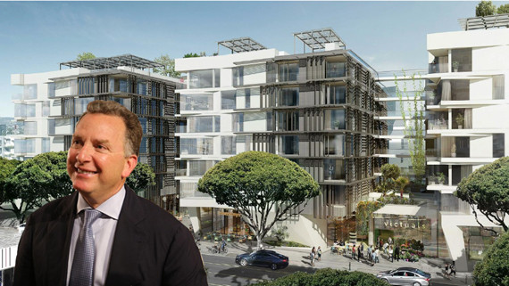 Steve Witkoff makes major play at Fred Segal site in Santa Monica