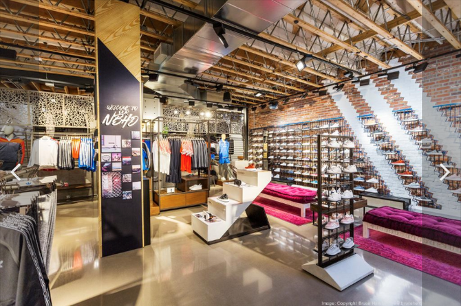 Adidas opens Originals store in Los Angeles