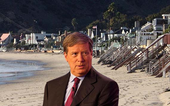 Billionaire Stan Druckenmiller shells out $36M for Malibu pad