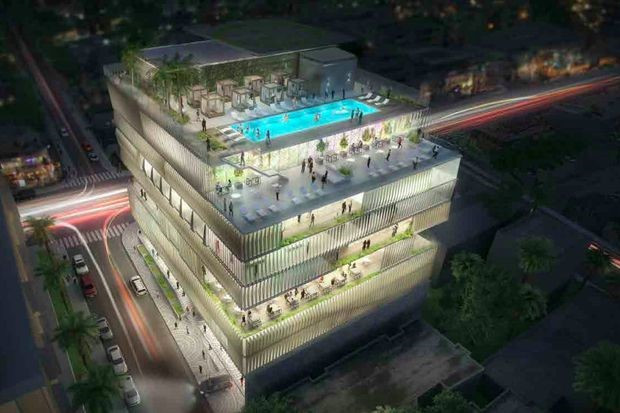 New details on Gwyneth Paltrow's fancy Sunset Strip Arts Club