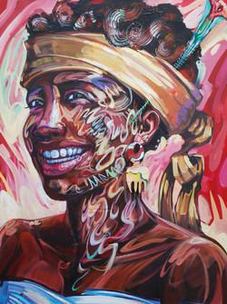 Brazilian Carnaval Queen