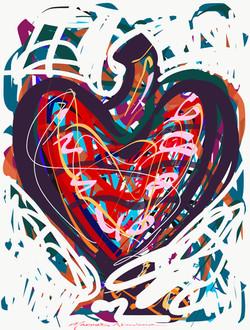 Heart Beats with Love