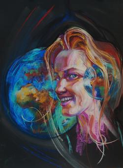 New Earth - Live Art Series