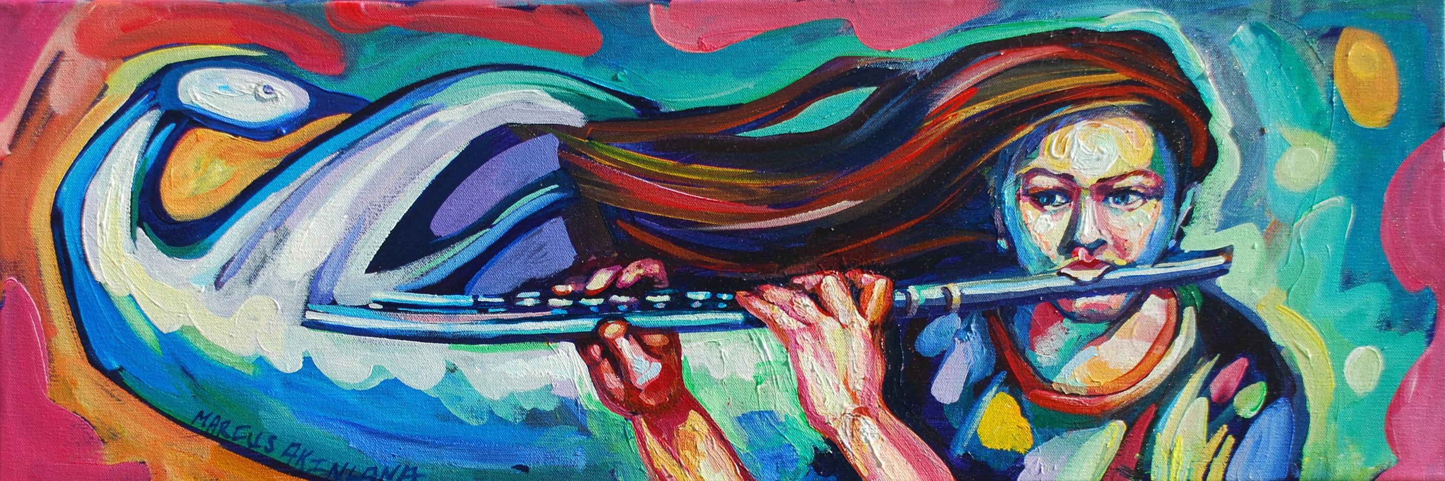 Flute Player Migration