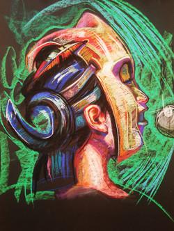 Masked Songstress