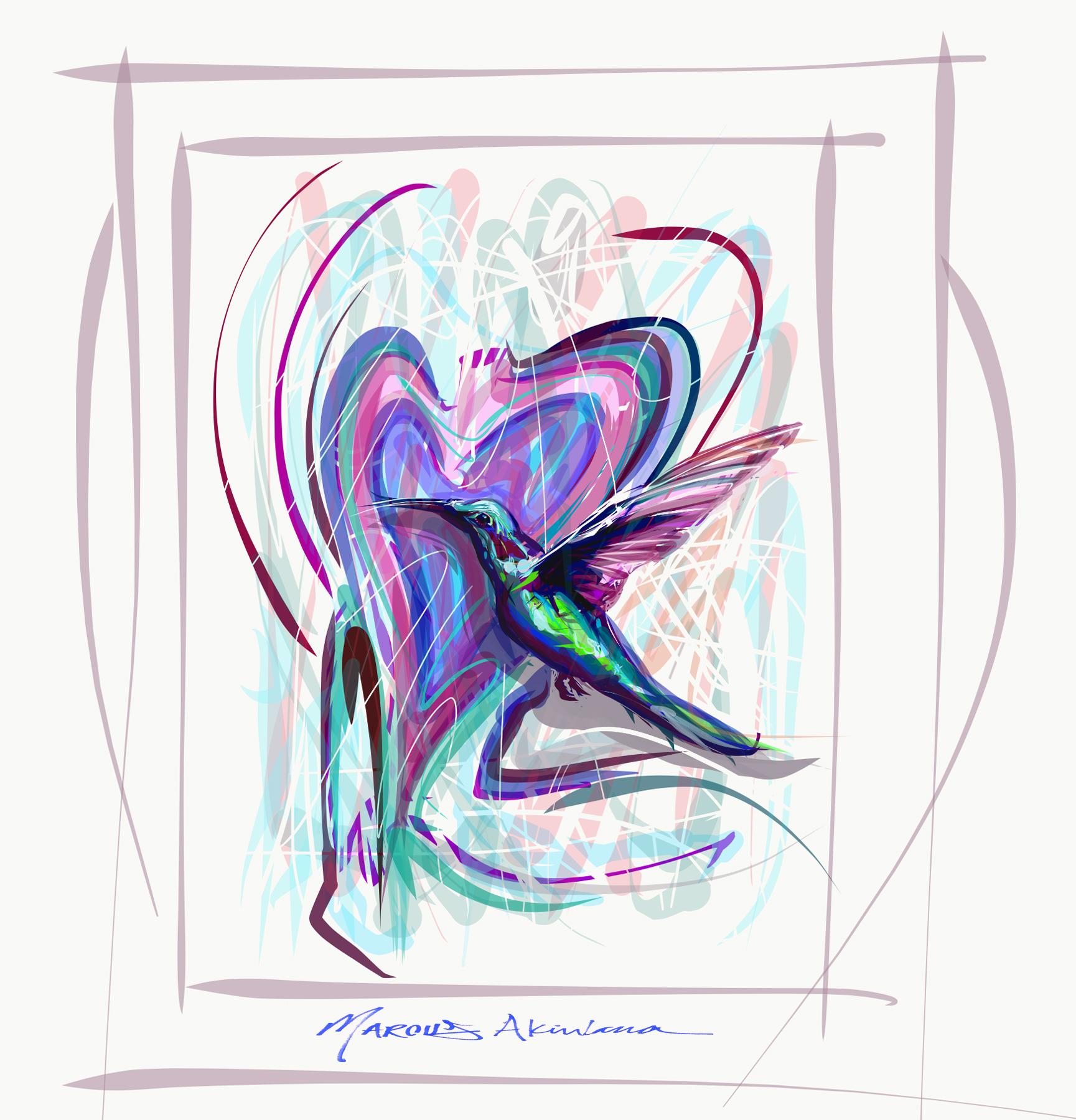 Humming Heart