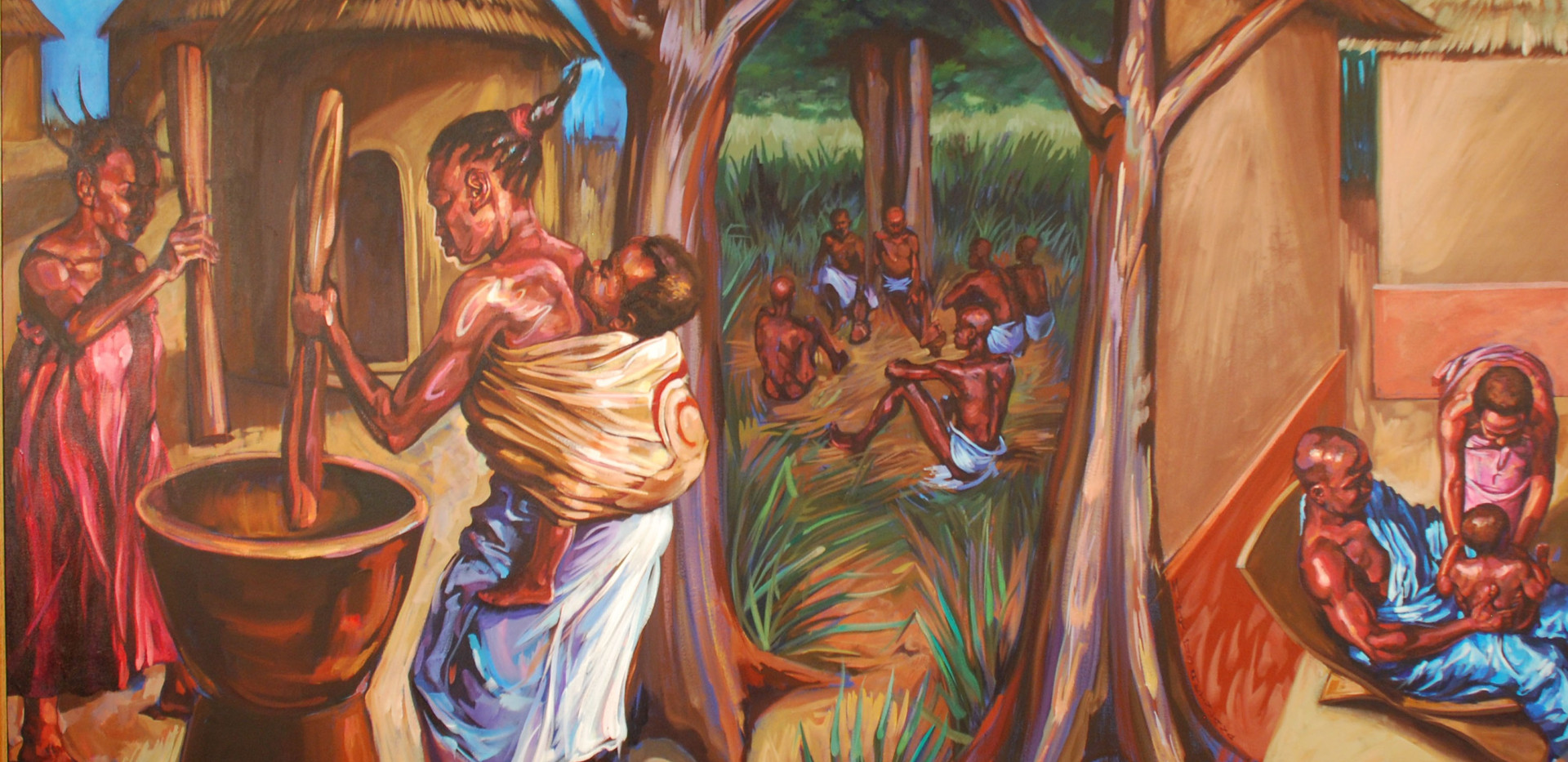 African Family Life