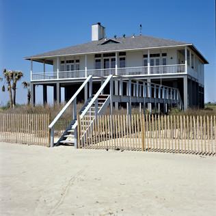 Galveston Beach Residence