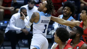 Russell Reigns in as Steal King in Double Overtime Win