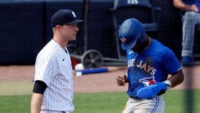 Former Hendricken Hawk Debuts as Starter in Yankees Spring Training