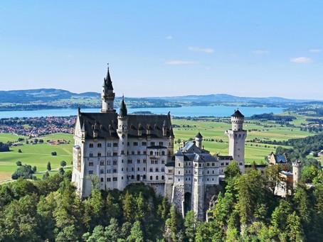 Schloss Neuschwanstein - Ein Märchen im Allgäu