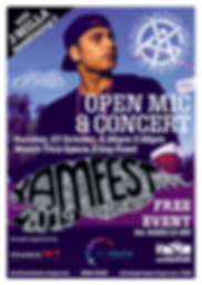 YAMfest Open Mic Night_event_A3- colour
